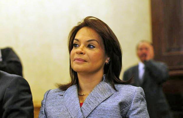Роксана Бальдетти, вице-президент Гватемалы