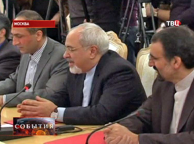 Джавад Зариф - глава МИД Ирана