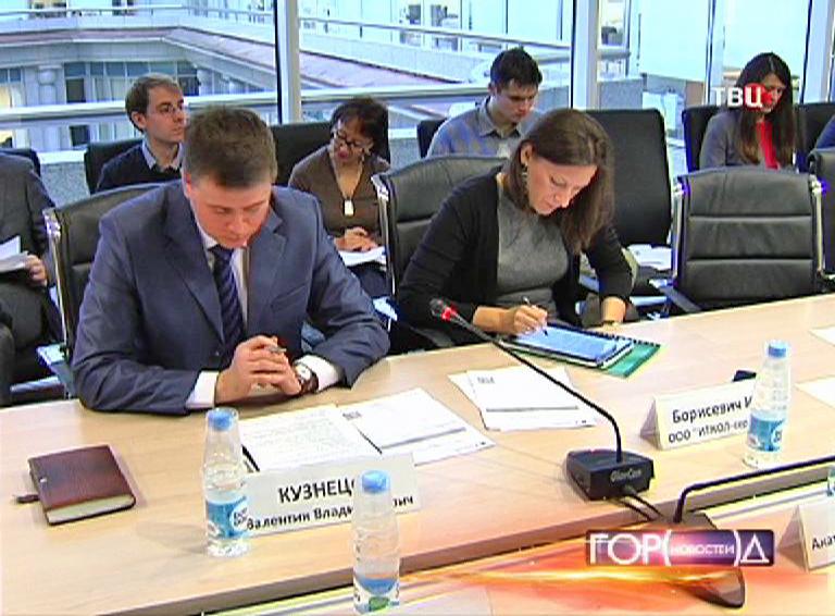 Гости презентаций предприятий