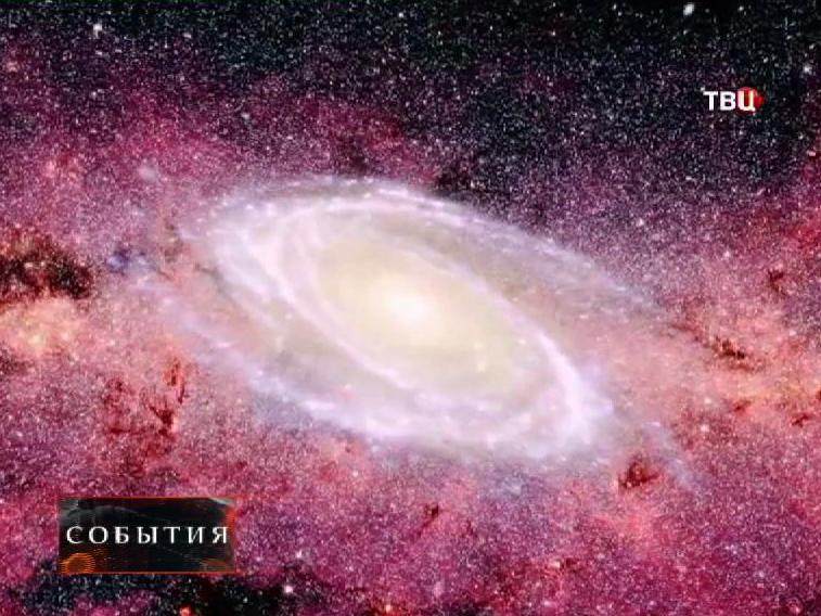 3D-модель галактики