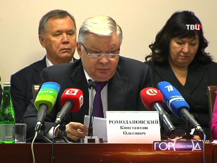 Константин Олегович Ромодановский - директор Федеральной миграционной службы