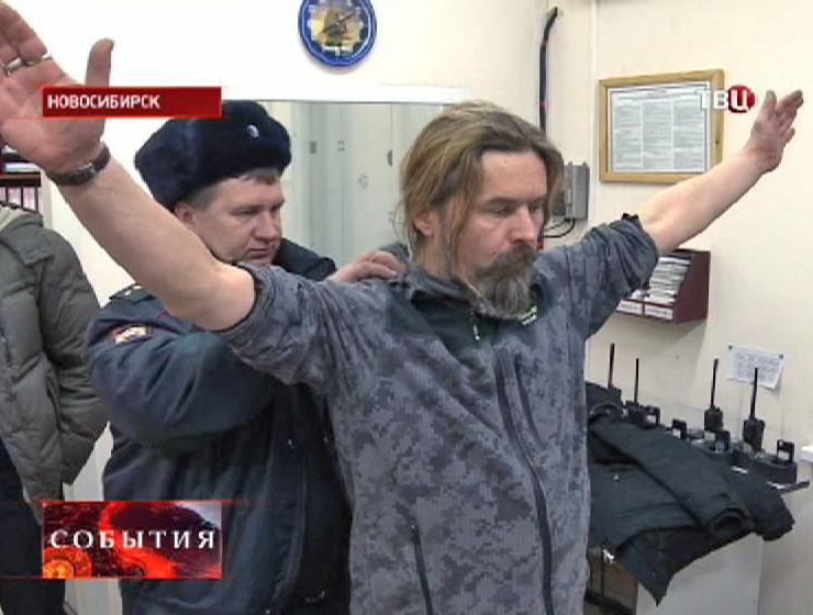 """Лидер рок-группы """"Коррозия металла"""" Сергей """"Паук"""""""