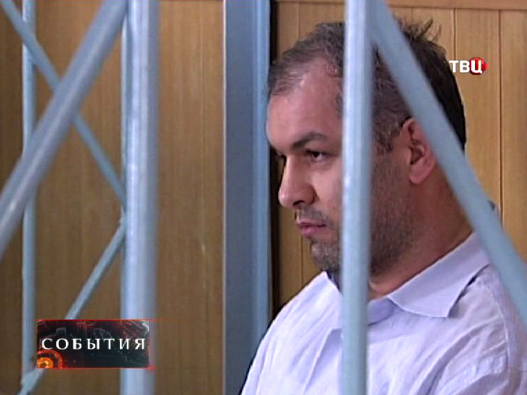 Магомед Магомедов арестован