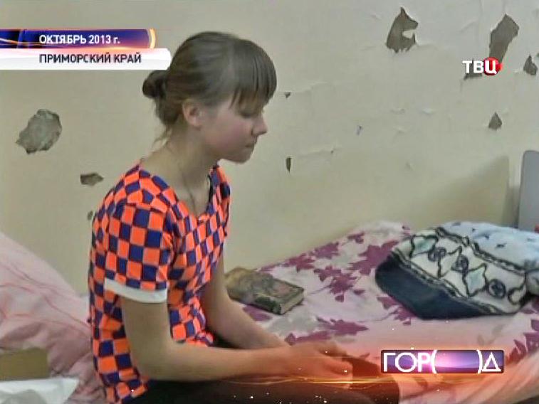 Пострадавшие школьники Приморского края от пробы Манту