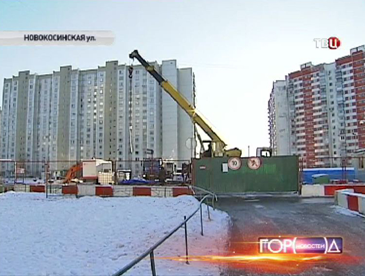 Строительство гостиницы