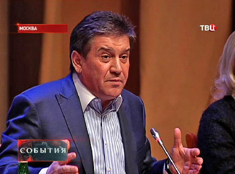Министр правительства Москвы - Владимир Петросян