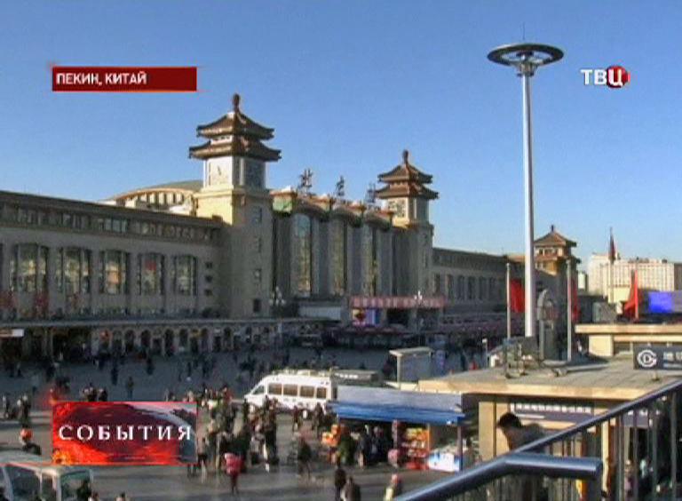 В Китае готовятся к Новому году
