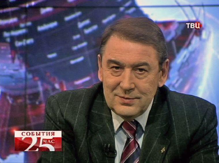 Андрей Нечаев, экономист, профессор