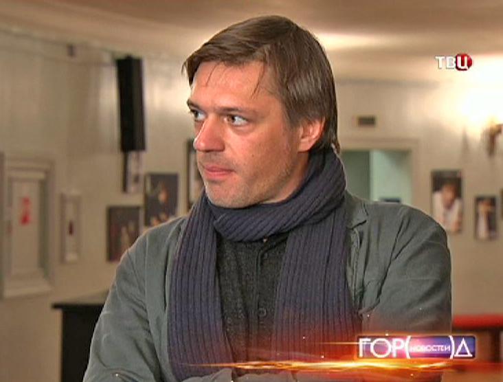 Художественный руководитель Московского академического театра имени Маяковского, Миндаугас Карбаускис
