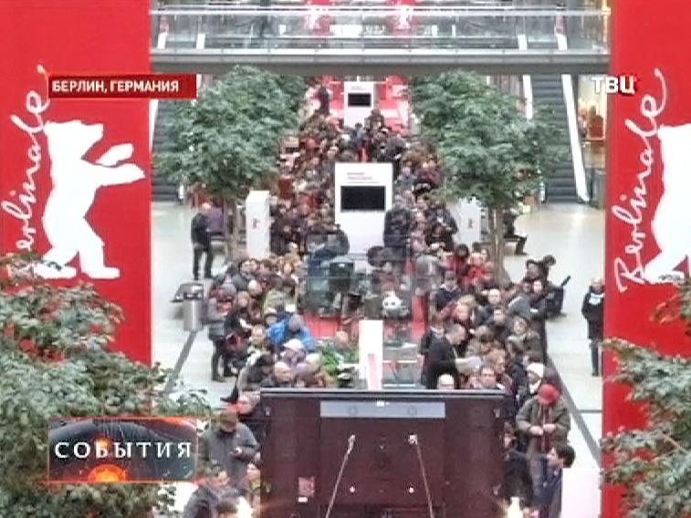 Открытие Берлинского кинофестиваля