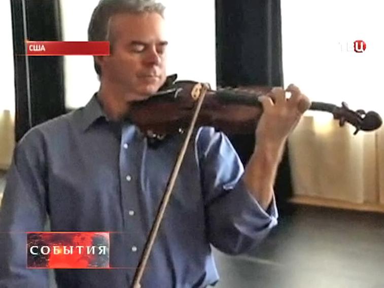 Солист Симфонического оркестра