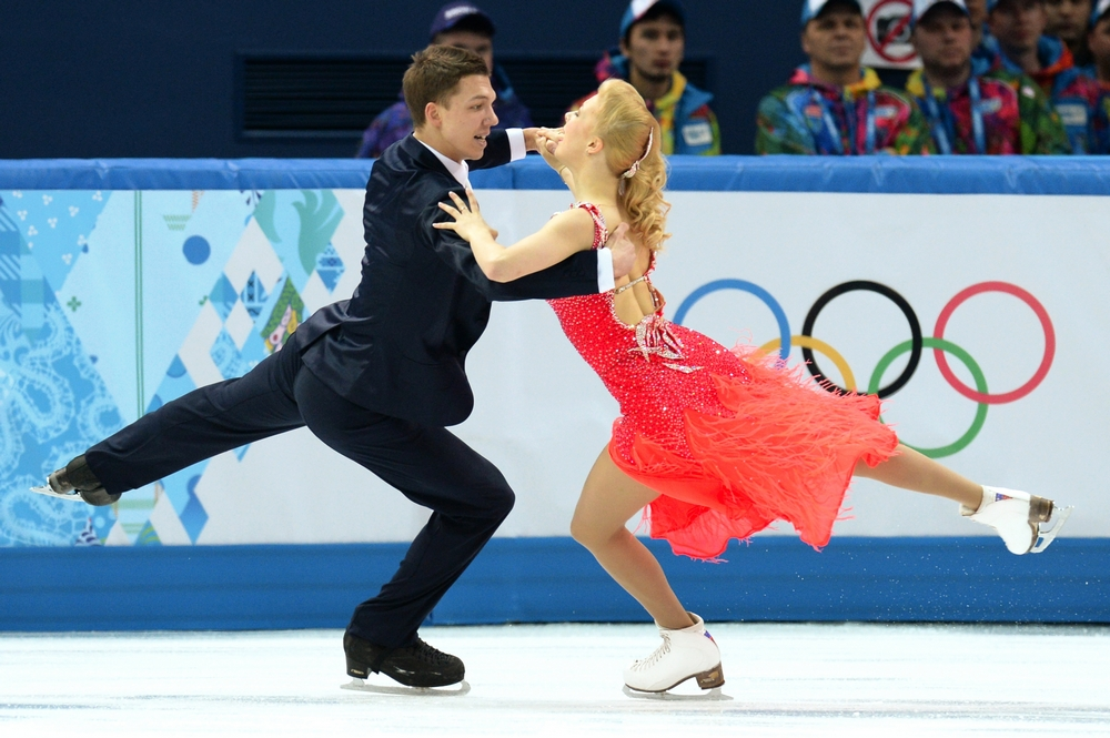 Olympic ice skating 2014 russia