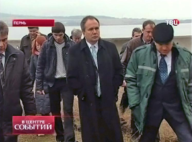 Бывший губернатор Пермского края Олег Чиркунов