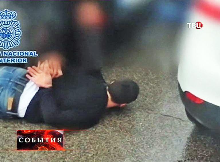 Задержанный один из лидеров банды
