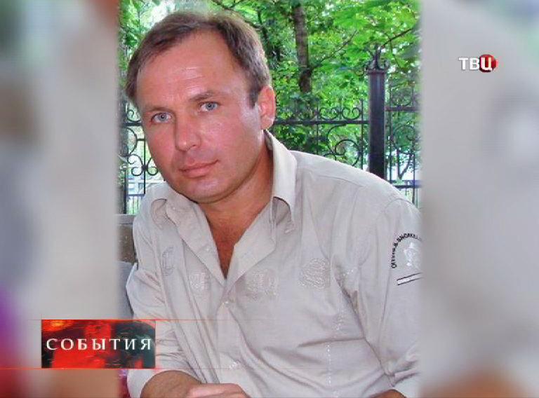 Лётчик Константин Ярошенко