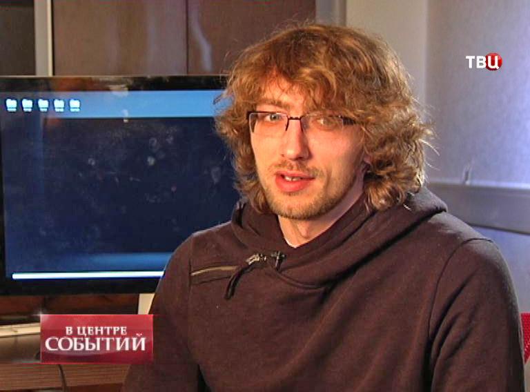 Глава студии спецэффектов Дмитрий Широков