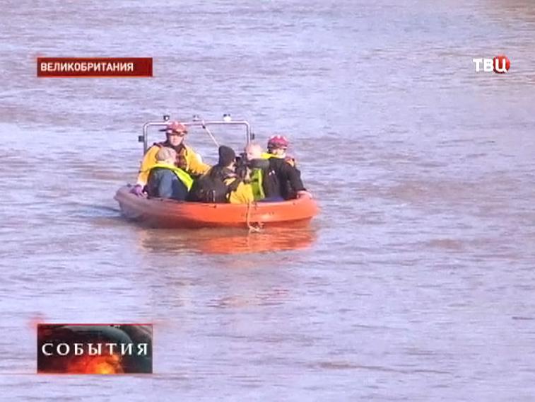 Наводнение в Великобритании