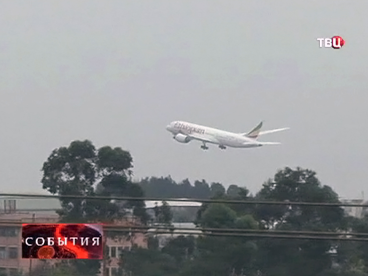 Самолет Boeing 767