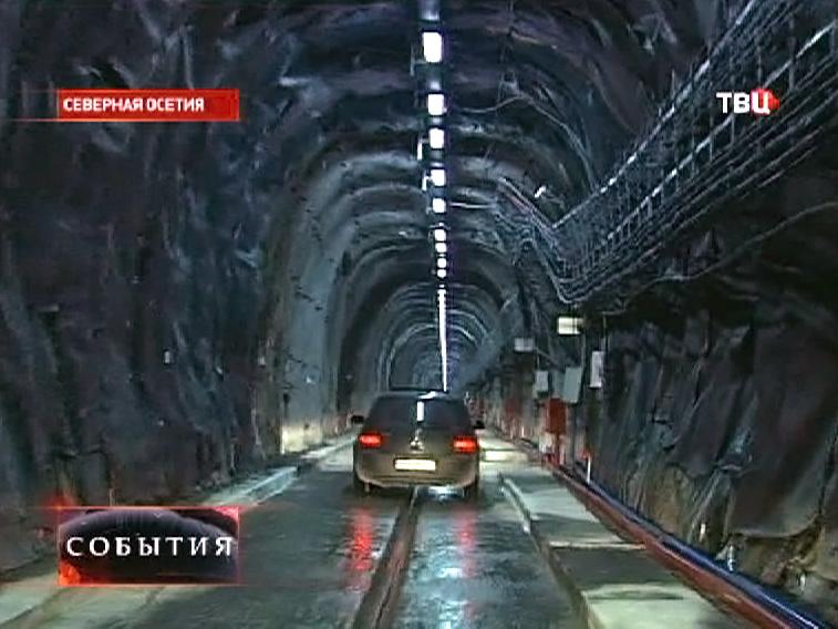 Реконструкция Рокского тоннеля
