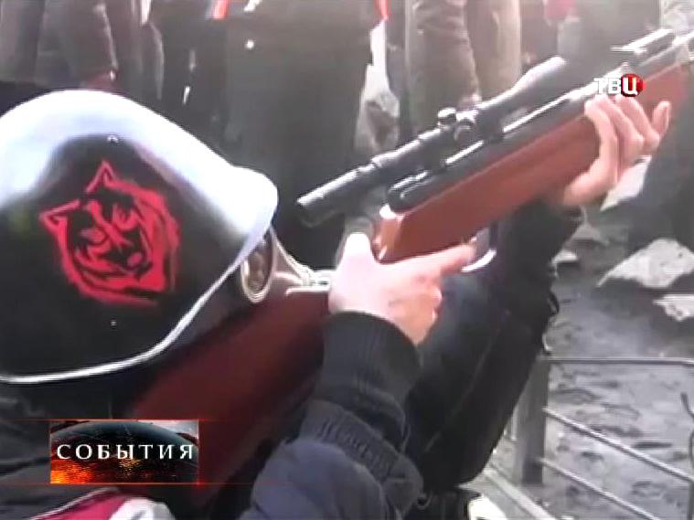 """Вооруженные радикалы """"Правого сектора"""""""