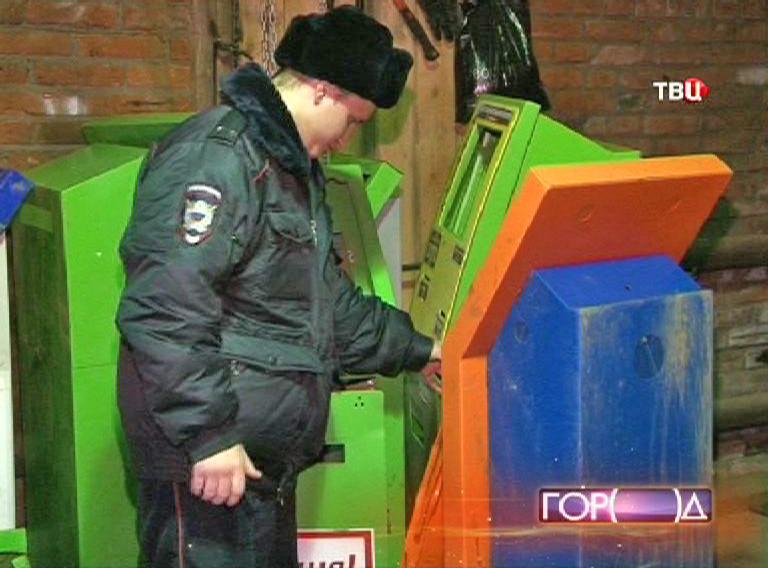 Краденные терминалы для оплаты
