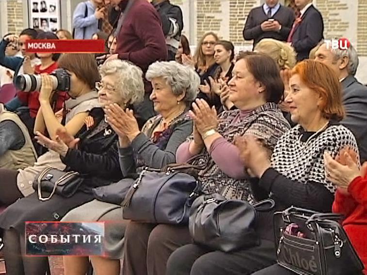 В Музее Великой Отечественной войны празднуют День защитника Отечества