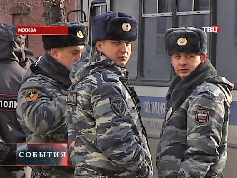 Охранно-конвойная служба полиции
