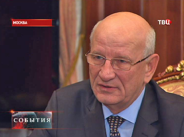 Юрий Берг, глава Оренбурской области