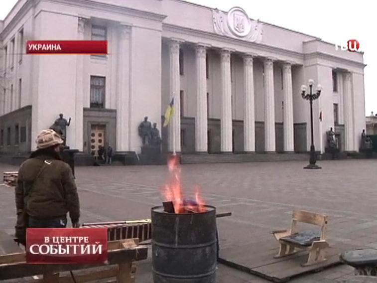 Активисты на Украине