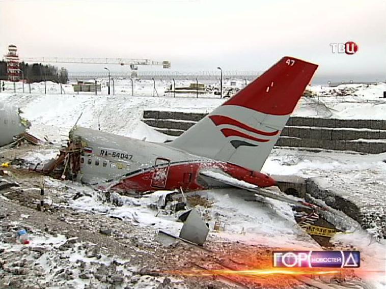 Катастрофа самолета Ту-204 во Внуково