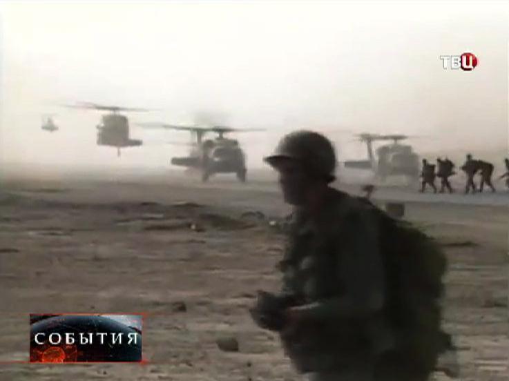 Военное вторжение США в Гренаду