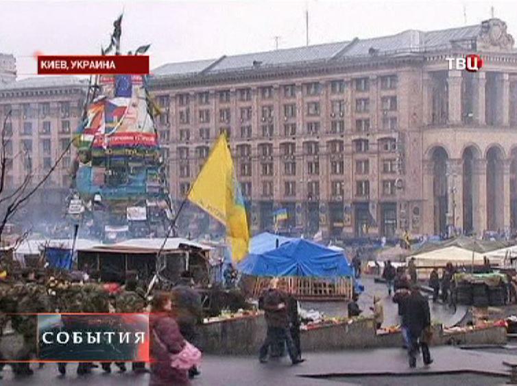 Киев. Майдан Незалежности