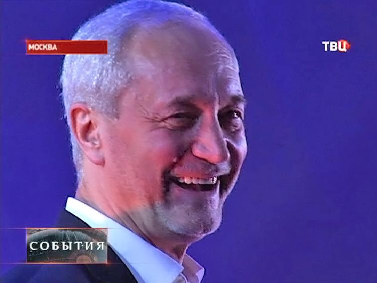 Народный артист России Евгений Герасимов