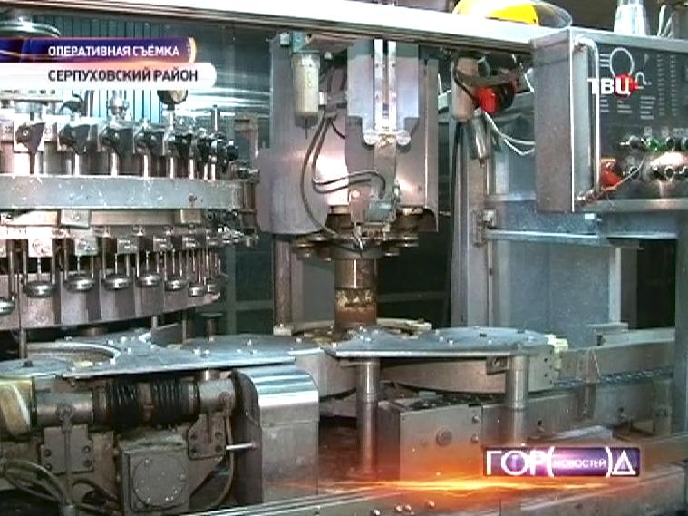 """Подпольный цех по производству минеральной воды """"Боржоми"""""""