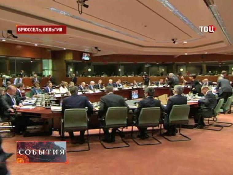 Саммит глав госсударств ЕС