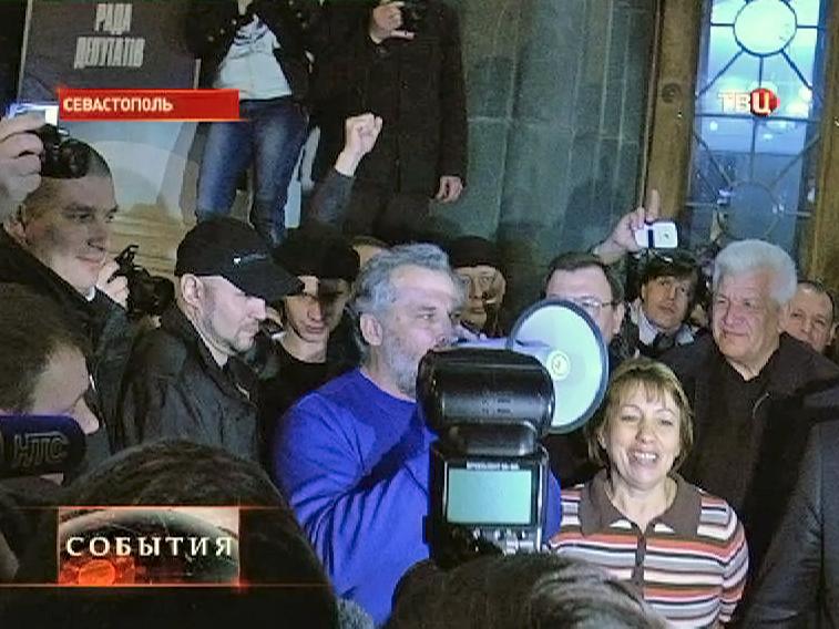 Миинг в Севастополе