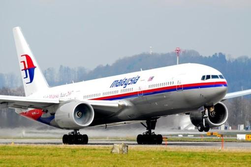 "Самолет ""Малайзийских авиалиний"""
