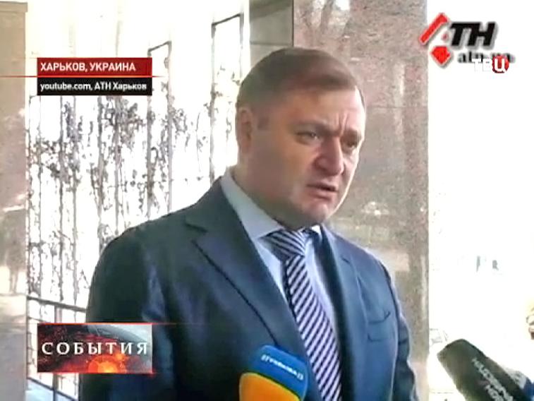 Бывший губернатор Харьковской области Михаил Добкин