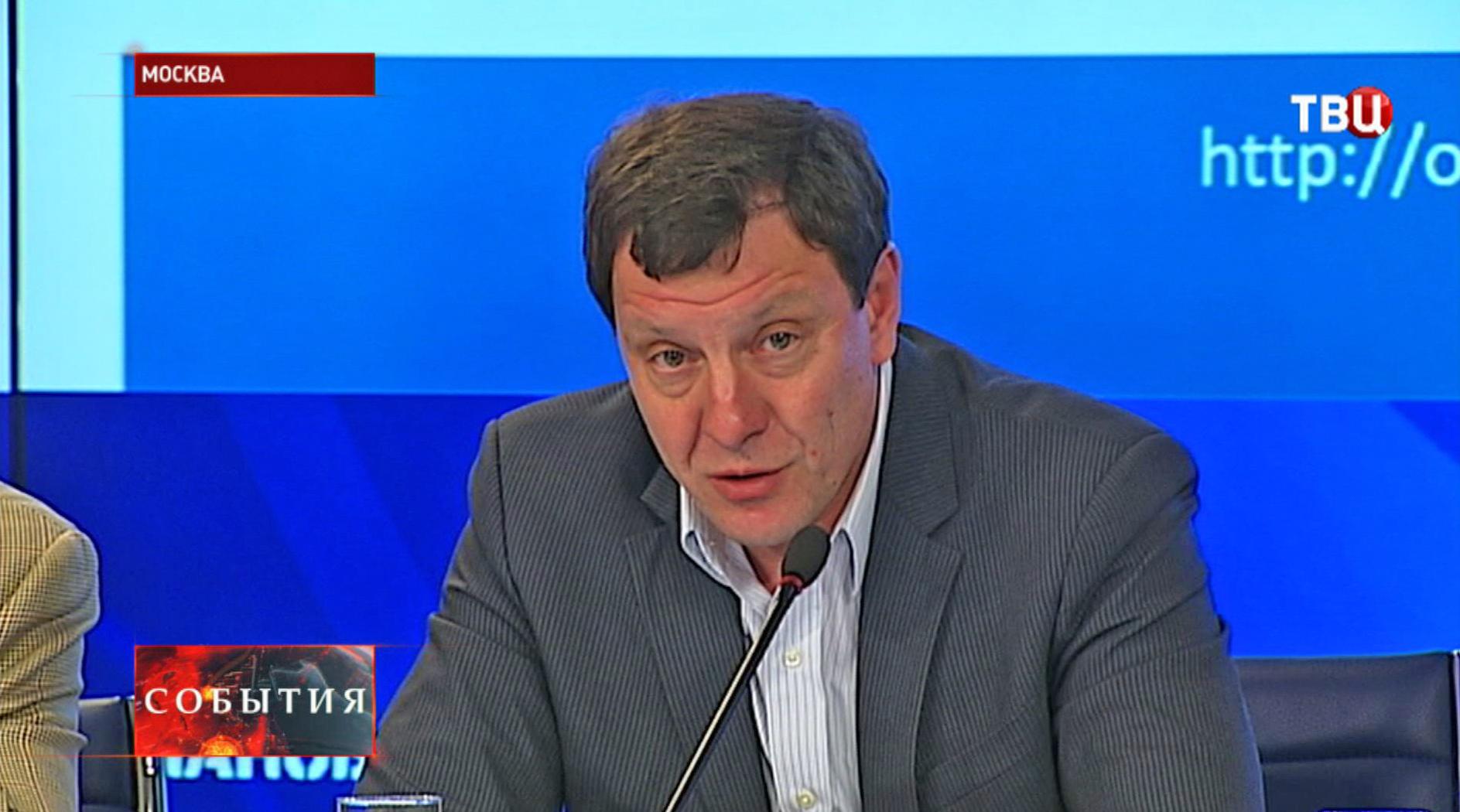 Илья Массух, президент Фонда информационной демократии