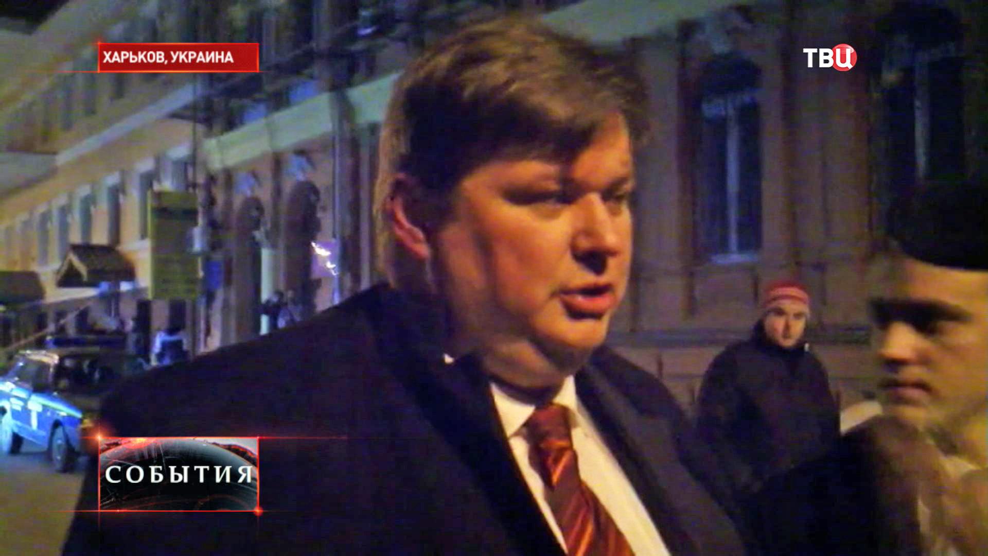 Глава Харьковской областной администрации Игорь Балута