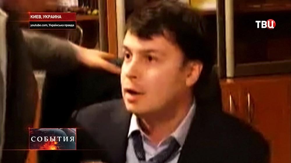"""И.о. директора """"Первого национального канала Украины"""", Александр Пантелеймонов"""