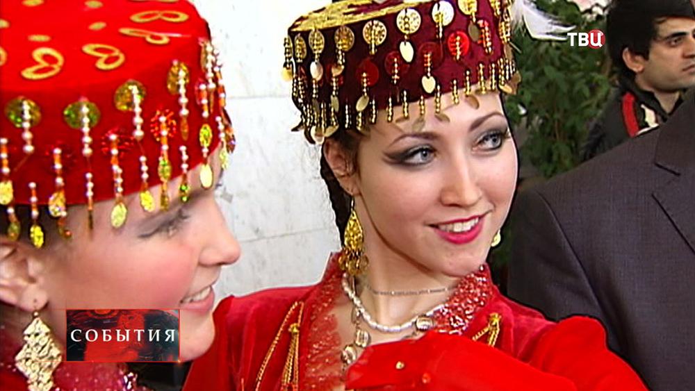 Мусульмане отмечают праздник Навруз