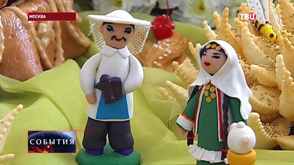 Угощение к праздину Навруз