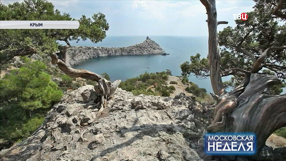 Мыс Калчик в Крыму