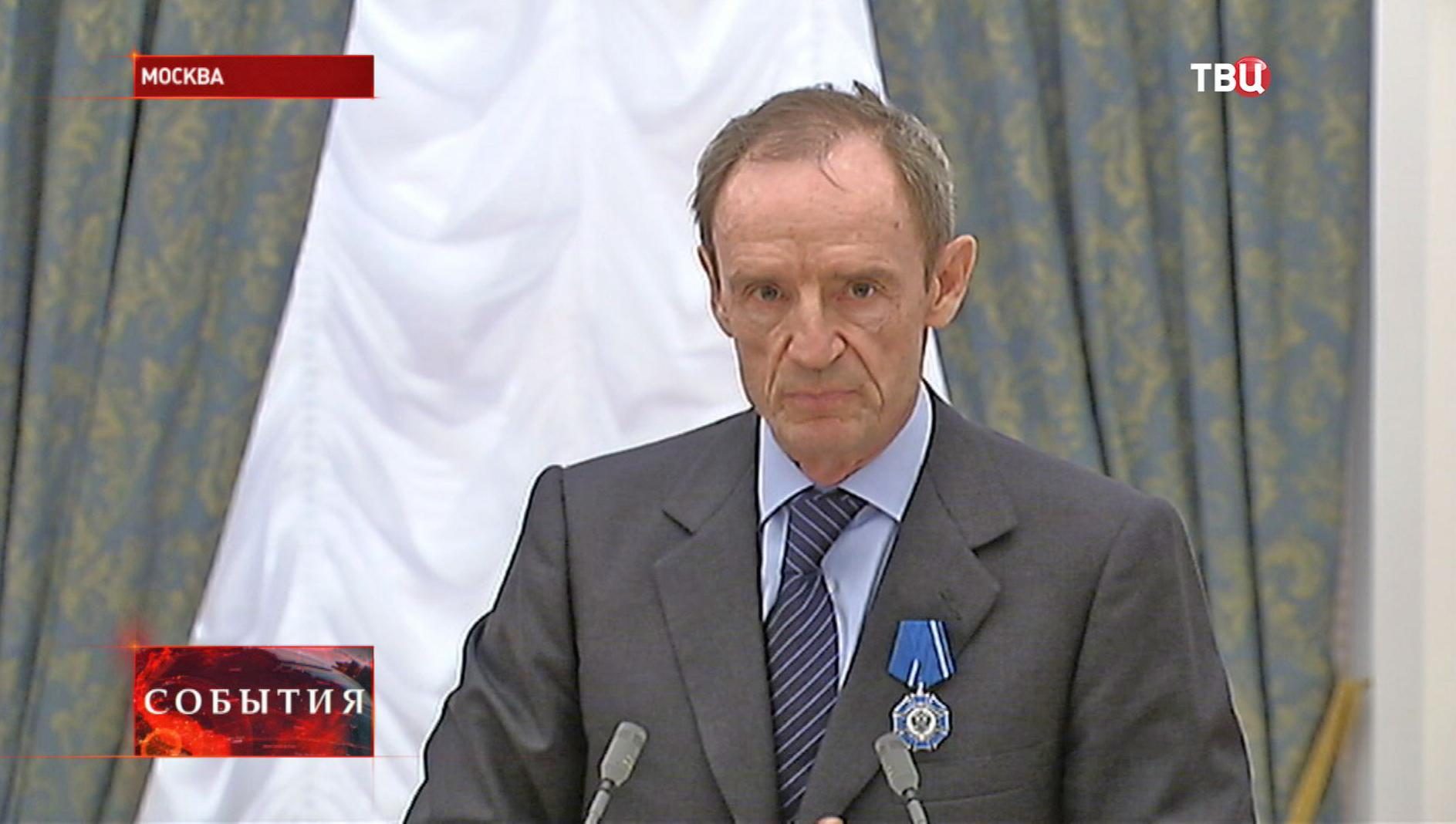 Председатель Координационный комиссии МОК Жан-Клод Килли