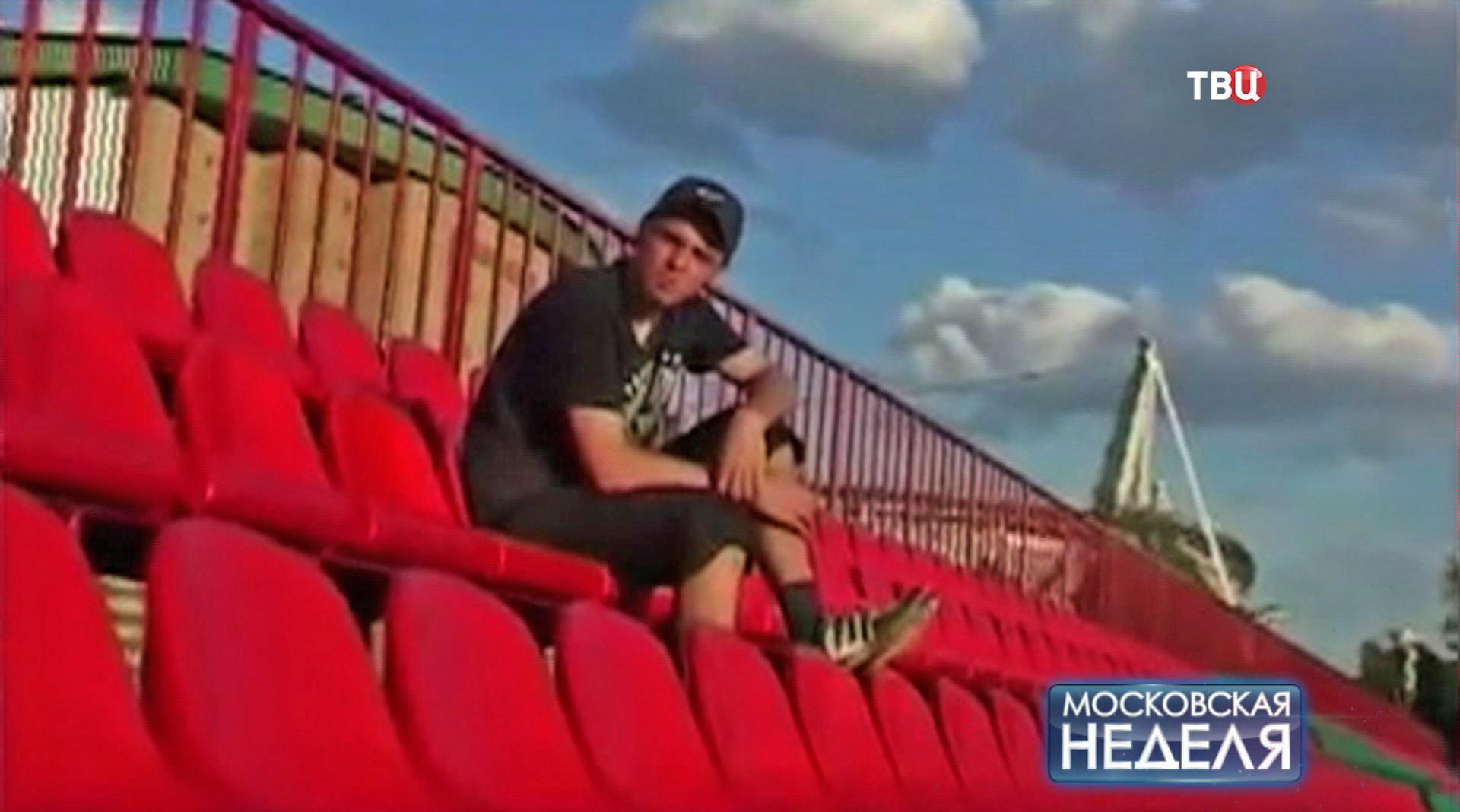 Художник граффити Павел Пухов