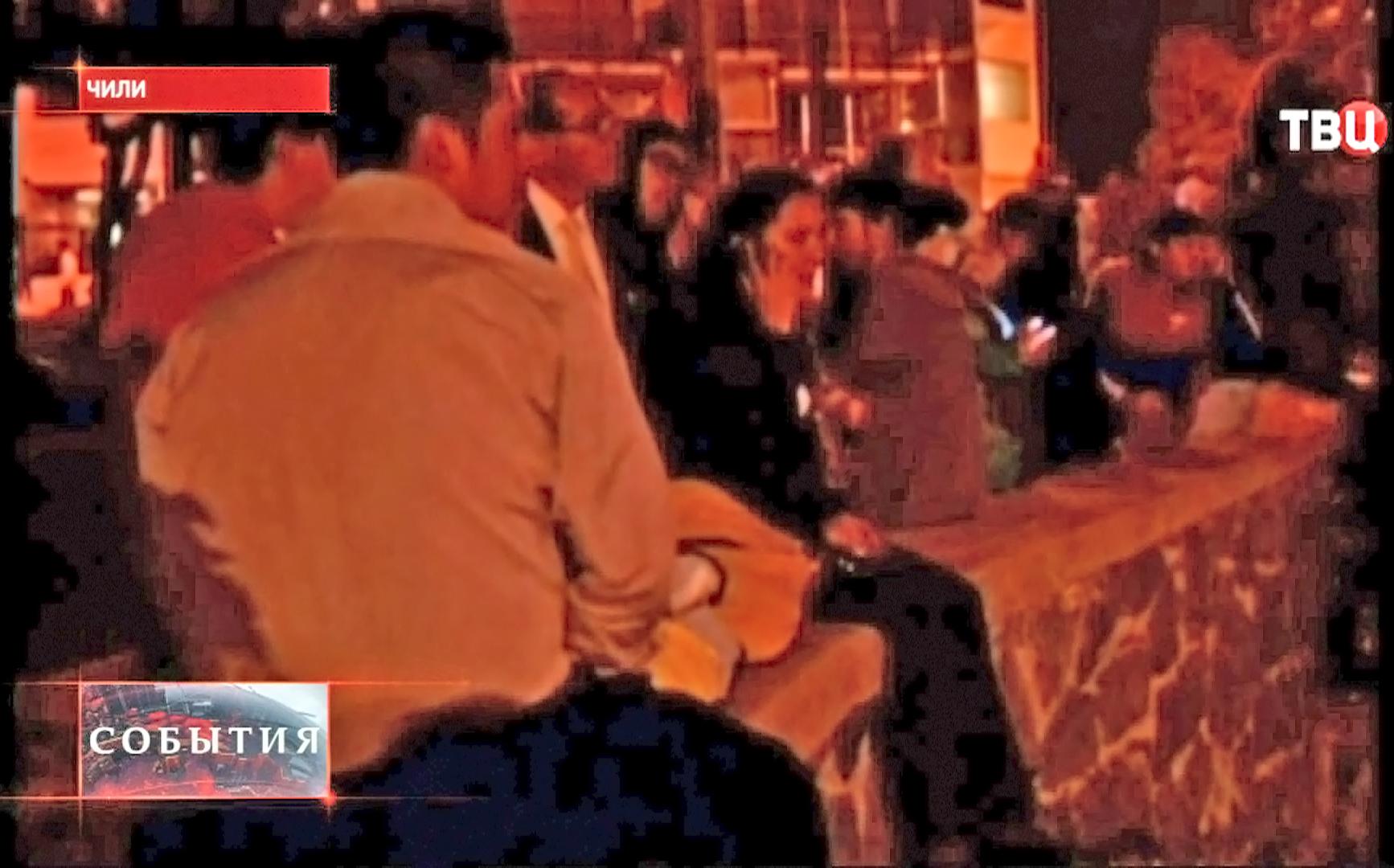 В Чили затруднена эвакуация населения из-за оползней