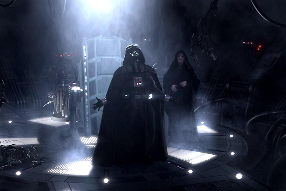 Звездные войны фото дарт вейдер 3