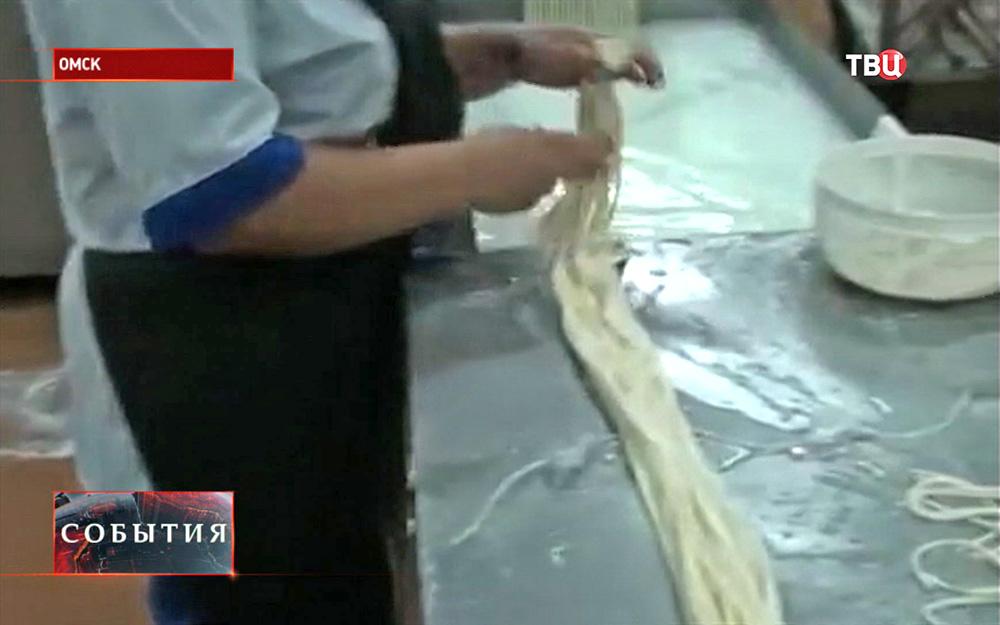 Фабрика по производству сыра