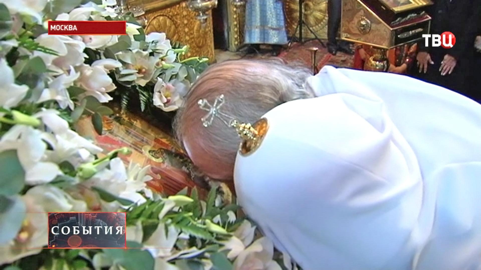 Православные отмечают Благовещение Пресвятой Богородицы